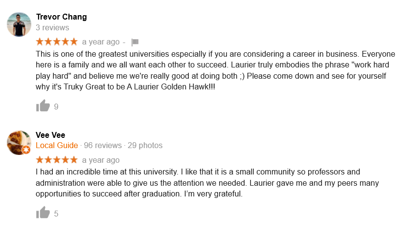 wilfrid-laurier-university-reviews